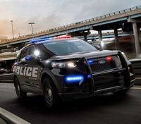 Ford says new hybrid police SUV hits 137 mph, will save taxpayers millions