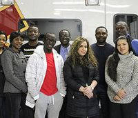New program teaching immigrants how to become EMTs