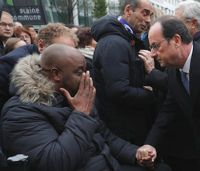 France marks 1 year since Paris terror attacks