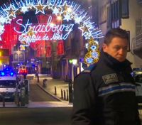 2 dead, several wounded in attack at French Christmas market