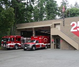 Imagine you are in the process of replacing or remodeling every fire station in your department, all at the same time. (Courtesy photo)