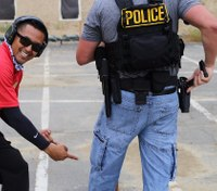 The 'SWAT nod': How to tell other cops what your duty assignment is without saying a word