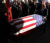 Tenn. paramedic killed in crash honored at funeral