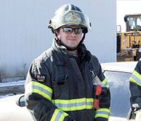 Mich. fire Lt. killed in off-duty tire explosion