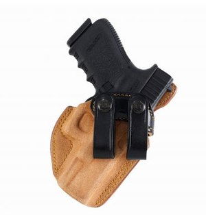 Galco Royal Guard Glock holster, one of the holsters to make this list. (Photo/Galco)