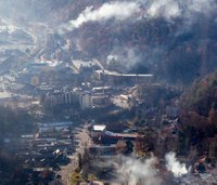 Firefighters reflect on deadly Tenn. wildfire