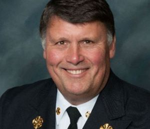 After a career as a first responder and leader, Washington Twp. Fire Chief Bill Gaul has announced he will retire in March after nearly 40 years of service. (Photo/WTFD)