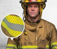 Globe offers new Scotchlite reflective material