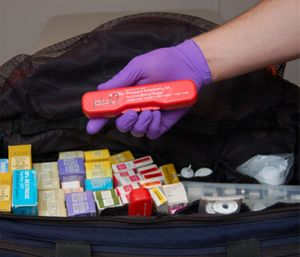 The study said that only paramedics are allowed to administer glucagon, which is used to treat diabetics suffering a hypoglycemic episode. (Photo/Greg Friese)