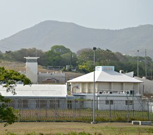 The Golden Grove Adult Correctional Facility on St. Croix. (Photo/File)