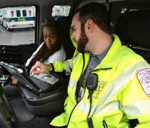 The immediate objective of the Grady MIH High Utilizer Pilot program is to demonstrate that pairing a community paramedic with an advanced practice provider to visit patients at home is feasible and successful in reducing emergency service utilization. (Photo/Grady EMS)