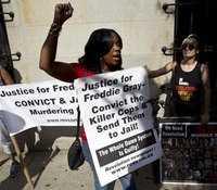Last of 6 Baltimore cops in Freddie Gray case won't face disciplinary hearing