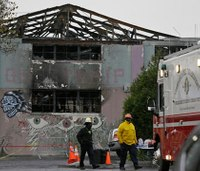 Oakland firefighters didn't assume burning Ghost Ship was vacant