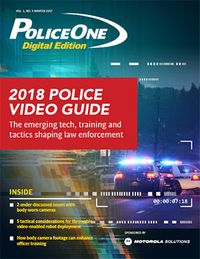2018 Police Video Guide: The emerging tech, training and tactics shaping law enforcement