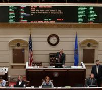 Permitless gun carry bill first signed by Okla. governor