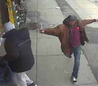NYC officers fatally shoot man pointing metal pipe like gun