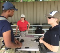 How to equip and train female officers for shooting success
