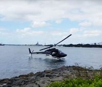 Firefighters treat critically injured teen in Pearl Harbor crash