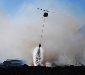 The county has been responding to wildland fires through mutual-aid agreements, but, this program gives the county its own equipment and makes it possible to refill from open water sources in the dark. (Photo/Pixabay)