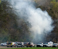 5 killed in fiery Tenn. tourist helicopter crash