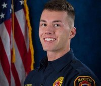 Ga. firefighter killed, two others critically injured on vacation