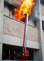 Chicago firefighter sues Elkhart Brass over firefighting invention