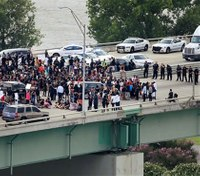 Protests over officer-involved shootings aim at occupying interstates