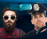 Report: 'Oh my god, my ridealong is a damn hipster'