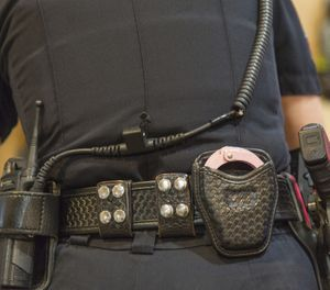 Law enforcement has much higher standards that must be met before making a job offer. (Photo/PoliceOne)