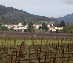 Napa County Fire captain Chase Beckman says a gunman has taken hostages at a veterans home in California. (Photo/AP)