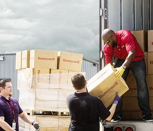 In the past 10 years, Honeywell has donated over $9.8 million in disaster relief support. (Photo/Honeywell)