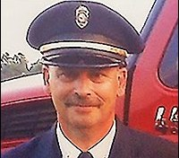 Townsend Township Fire Capt. Charles Horning. (Photo/ National Fallen Firefighters Foundation.)