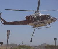 New 'fire hydrant' for helicopters may cut wildfire response time
