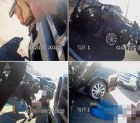 Video: Albuquerque officer shoots undercover cop 9 times in drug bust gone wrong