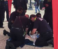 DC Fire and EMS celebrates EMS Week with CPR challenge