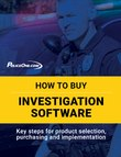 How to buy investigation software (eBook)