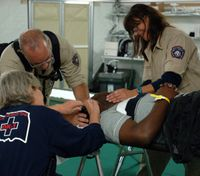 NAEMT president addresses paramedic education questions