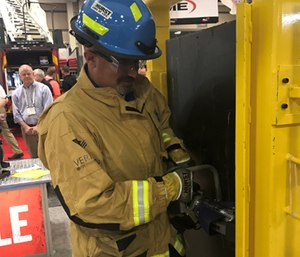 Stop by booth 2719 at Fire-Rescue International to learn more about HURST. (Photo/Kerri Hatt)