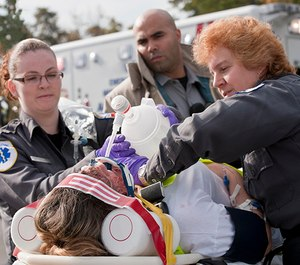 One way to tackle the problem of costly insurance payouts caused by emergency room visits that could have been better handled at a primary care doctor's office or an urgent care clinic is through community paramedicine programs. (image/iStock)