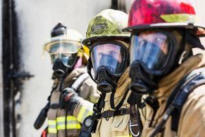 Every day, firefighters face numerous risks and hazards and rely on their personal protective equipment (PPE) to help them stay safe. (image/iStock)