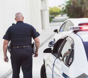 Traffic stops are one of the most common, yet risky, tasks a police officer undertakes. (photo/iStock)
