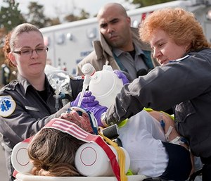 The traditional approach to intubation using medications is Rapid Sequence Intubation (or induction). This is predicated on the assumption that the patient is adequately pre-oxygenated. Unfortunately, that is often not the case in EMS and emergency medicine. (image/iStock)