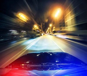 It is important to weigh the need to pursue a stolen vehicle against the safety of the officer and the motoring public. (Image/iStock)
