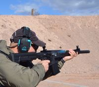 The 3 best guns at SHOT Show range day