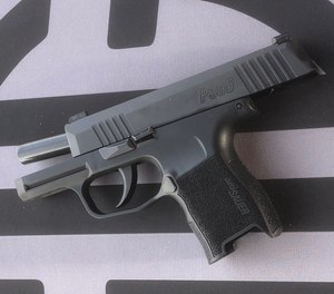 Why Sig Sauer's P365 pistol is an ideal police backup gun
