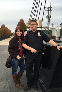 Photos: LEO wife captures cops' lives 'beyond the uniform'