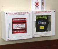 Bleeding control kits to be installed across Fla. city