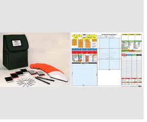 IMS Alliance Passport Accountability System (left) and the Incident Command Board (right)