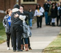 Boy's mother called 911 before Ind. school shooting