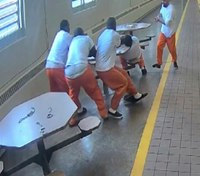 Video shows brutality of knife attack on Ohio inmates